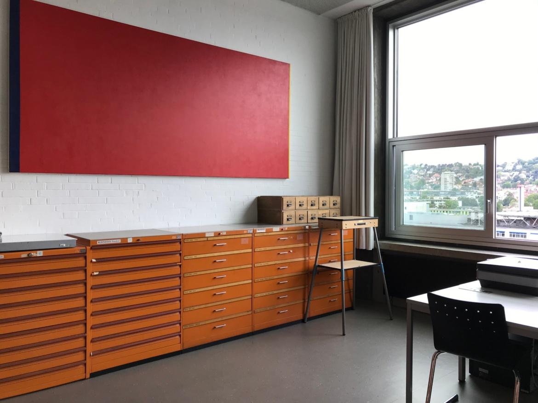Mediathek des Instituts für Kunstgeschichte (IKG)