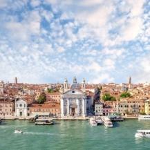 Santa Maria del Rosario im Sestiere Dorsoduro in Venedig Free photo